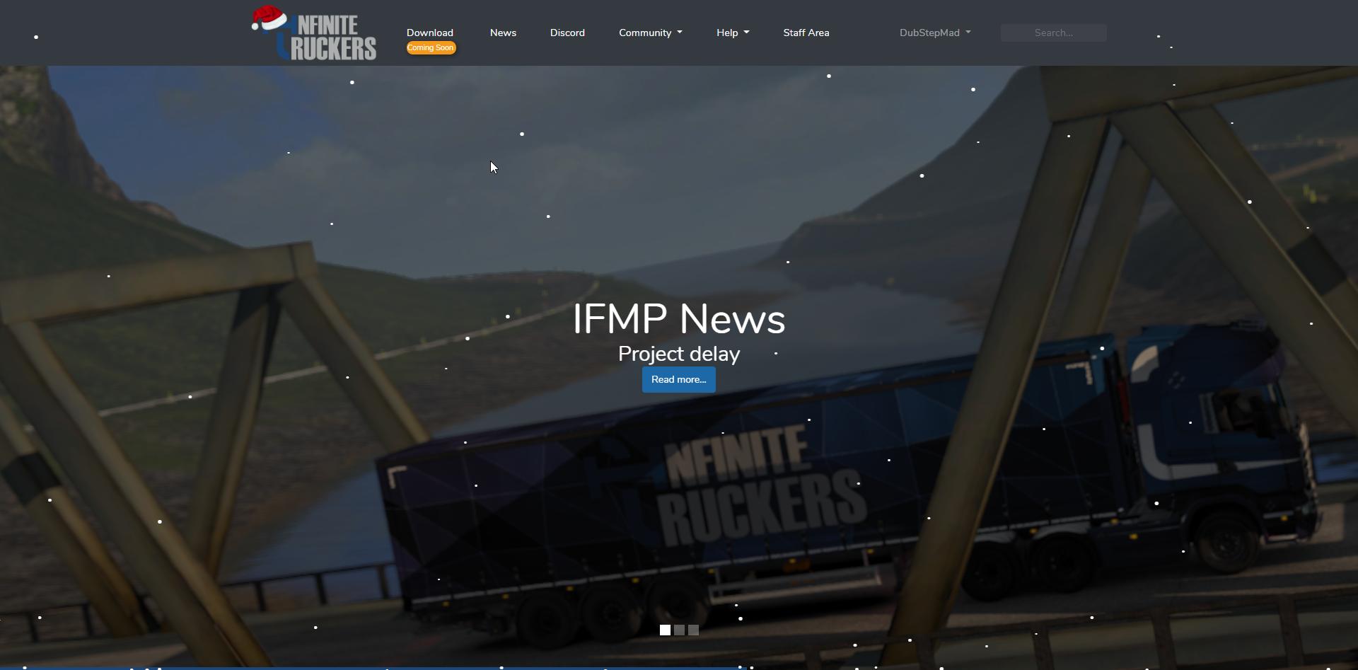 IFMP Landing Page
